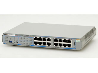 Allied Telesis network hub CentreCOM FS716TX V3 (RoHS) [transfer speed: 10 / 100-Mbps ports: 16]