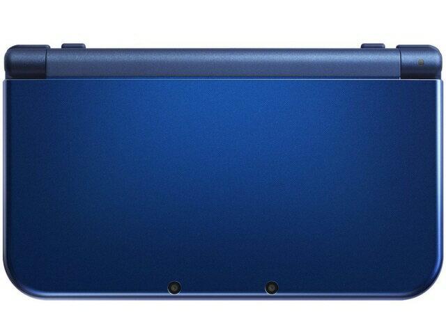 任天堂 ゲーム機 Newニンテンドー3DS LL メタリックブルー 【楽天】 【人気】 【売れ筋】【価格】