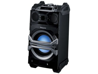 Panasonic Bluetooth speaker SC-CMAX5-K [Black] [Bluetooth: 1]