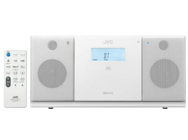 JVC コンポ NX-PB30-W [ホワイト] [対応メディア:CD/CD-R/RW 最大出力:3.2W] 【楽天】 【人気】 【売れ筋】【価格】