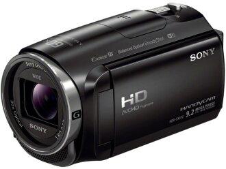 SONY Camcorder HDR-cx470 (B) [Black]