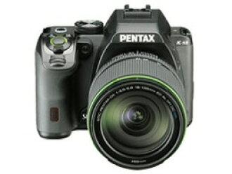 賓得士數碼單反照相機PENTAX K-S2 18-135WR配套元件[黑色][類型:單反像素數:2042萬像素(全部,像素)/2012萬像素(有效像素)攝像元件:APS-C/23.5mm×15.6mm/CMOS連寫拍攝:5.5片斷/秒重量:618g]