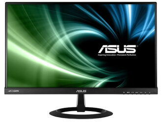ASUS LCD monitor and LCD display VX229HJ [21.5-inch Black] [size: 21.5 inch monitor Tip: widescreen resolution (standard): full HD input terminal:D-Subx1/HDMIx2]