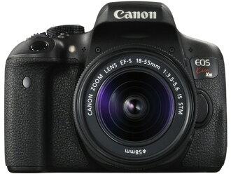 CANON数码单反照相机EOS Kiss X8i双变焦距镜头配套元件[类型:单反像素数:2470万像素(全部,像素)/2420万像素(有效像素)摄像元件:APS-C/22.3mm×14.9mm/CMOS连写拍摄:5片断/秒重量:510g]