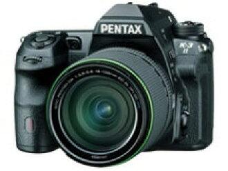 宾得士数码单反照相机PENTAX K-3 II 18-135WR透镜配套元件[类型:单反像素数:2471万像素(全部,像素)/2435万像素(有效像素)摄像元件:APS-C/23.5mm×15.6mm/CMOS连写拍摄:8.3片断/秒重量:700g]