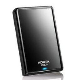 ADATA外置型硬盤AHV620-2TU3-CBK[BLACK][容量:2TB接口:USB3.0/USB2.0]]