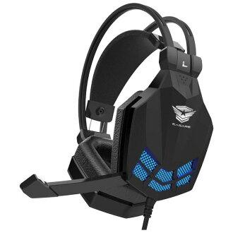 EASARS頭戴式受話器Tornado[耳機型:超過腦袋插頭形狀:USB一個耳朵事情/兩耳朵事情:兩耳朵事情電纜長度:2.2m]