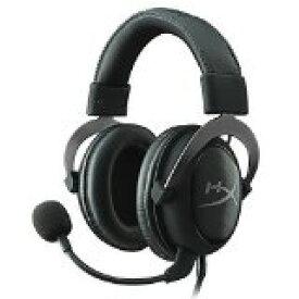 【キャッシュレス 5% 還元】 キングストン ヘッドセット HyperX Cloud II KHX-HSCP-GM [ガンメタル] [ヘッドホンタイプ:オーバーヘッド プラグ形状:USB/ミニプラグ 片耳用/両耳用:両耳用] 【楽天】 【人気】 【売れ筋】【価格】