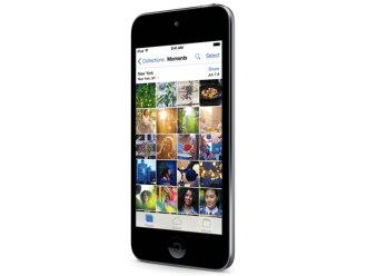 APPLE MP3 플레이어 iPod touch MKHL2J/A [64 GB스페이스 그레이] [기억 매체:플래쉬 메모리 기억용량:64 GB재생 시간:40시간 주된 기능:일본어 대응/녹음기/Wi-Fi(무선 LAN)/카메라 기능 인터페이스:Bluetooth]
