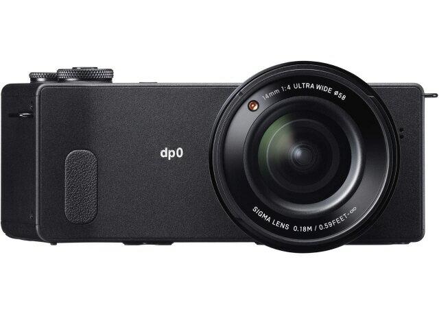 【ポイント5倍】シグマ デジタルカメラ SIGMA dp0 Quattro [画素数:3300万画素(総画素)/2900万画素(有効画素) 撮影枚数:200枚 備考:顔優先AF] 【楽天】 【人気】 【売れ筋】【価格】