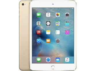 APPLE Tablet PC (device) and PDA iPad mini 4 Wi-Fi model 64 GB MK 9 J2J / A [gold] [type: Tablet OS type: IOS 9 megapixel face size: 7.9-inch CPU:Apple A8 memory capacity: 64 GB]