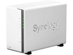 Synology NAS DiskStation DS216se[drive bay數:HDD/SSDx2 DLNA:○]