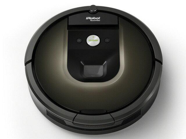 【ポイント5倍】iRobot 掃除機 ルンバ980 R980060 [タイプ:ロボット] 【楽天】 【人気】 【売れ筋】【価格】