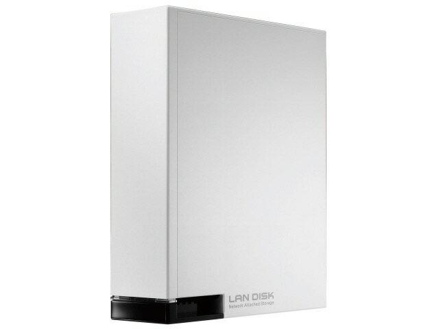 IODATA NAS LAN DISK HDL-T2WH [ホワイト] [ドライブベイ数:HDDx1 容量:HDD:2TB] 【楽天】【激安】 【格安】 【特価】 【人気】 【売れ筋】【価格】