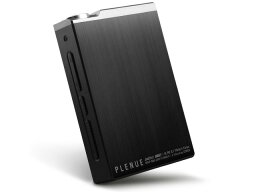 COWON MP3播放器PLENUE D PD-32G-SB[32GB Silver Black][存儲媒體:快閃記憶體/外部存儲器存儲容量:32GB再生時間:100小時接口:USB2.0]]