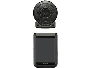 カシオ デジタルカメラ EXILIM EX-FR100BK [ブラック] [画素数:1276万画素(総画素)/1020万画素(有効画素) 撮影枚数:235枚 防水カメラ:○ 備考:顔検出/防水:JIS/IEC防水保護等級8級(IPX8)6級(IPX6)/防塵:JIS/IEC防塵保護等級6級(IP6X)/耐衝撃/耐低温]