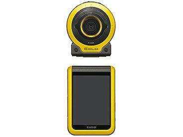 【ポイント5倍】カシオ デジタルカメラ EXILIM EX-FR100YW [イエロー] [画素数:1276万画素(総画素)/1020万画素(有効画素) 撮影枚数:235枚 防水カメラ:○ 備考:顔検出/防水:JIS/IEC防水保護等級8級(IPX8)6級(IPX6)/防塵:JIS/IEC防塵保護等級6級(IP6X)/耐衝撃/耐低温]