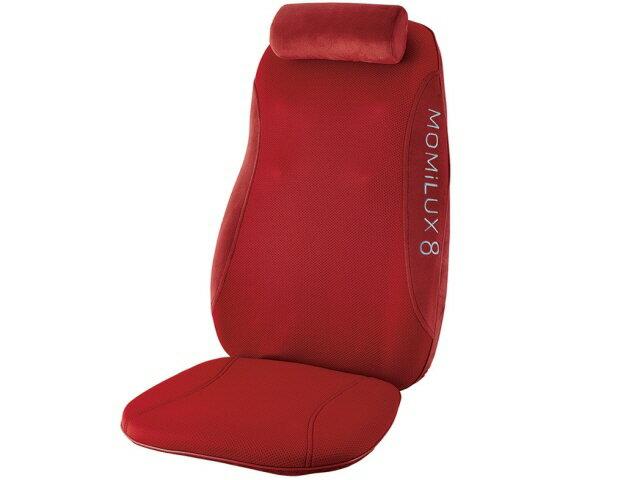 【代引不可】ドウシシャ マッサージ器 MOMiLUX8 DMS-1501RD [RED] [タイプ:シートマッサージ 座面マッサージ:○] 【楽天】【激安】 【格安】 【特価】 【人気】 【売れ筋】【価格】