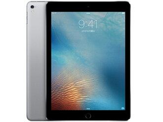 蘋果平板電腦 (電話)、 掌上型電腦 iPad Pro 9.7 英寸 Wi-Fi 模型 128 GB MLMV2J/A [空間灰色] [類型︰ 平板電腦的作業系統類型︰ IOS 9 表面尺寸︰ 9.7 英寸 CPU:Apple A9X 存儲容量︰ 128 GB]