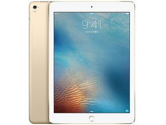 APPLE Tablet PC (phone), a PDA iPad Pro 9.7-inch Wi-Fi model 128 GB MLMX2J/A [gold] [type: Tablet OS type: IOS 9 megapixel face size: 9.7-inch CPU:Apple A9X storage capacity: 128 GB]