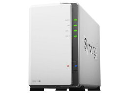 Synology NAS DiskStation DS216j[drive bay數:HDDx2 DLNA:○]