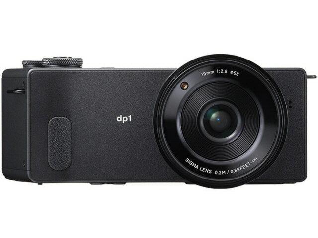 シグマ デジタルカメラ SIGMA dp1 Quattro LCDビューファインダーキット [画素数:3300万画素(総画素)/2900万画素(有効画素) 撮影枚数:200枚 備考:顔優先AF] 【楽天】 【人気】 【売れ筋】【価格】