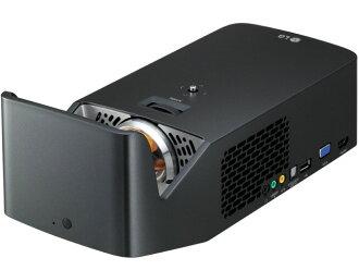 LG electronics projector Minibeam UST PF1000UG [black] [a panel type: DLP aspect ratio: brightness greatest at 16:9: 1000 lumen contrast ratio: 150,000:1 correspondence resolution standard: ... full HD]