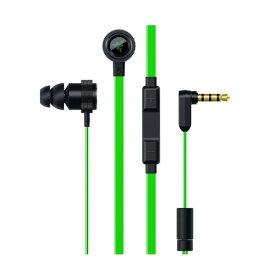 【送料無料】Razer イヤホン・ヘッドホン Hammerhead Pro V2 [タイプ:カナル型 装着方式:両耳 駆動方式:ダイナミック型 再生周波数帯域:20Hz〜20kHz]