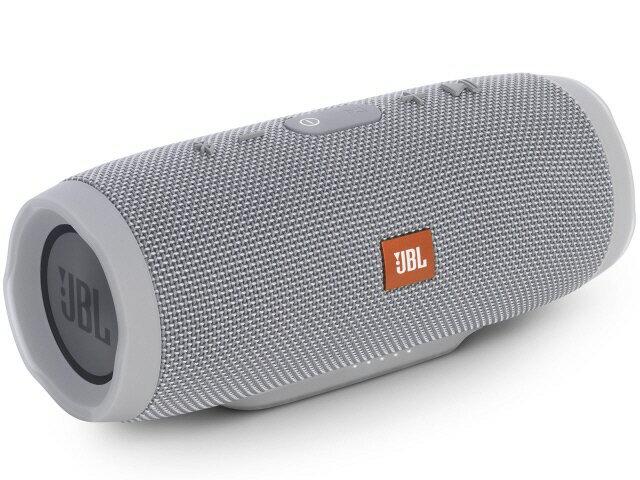 【ポイント5倍】JBL Bluetoothスピーカー CHARGE3 [グレー] [Bluetooth:○ 駆動時間:ワイヤレス音楽再生:20時間] 【楽天】【人気】【売れ筋】【価格】