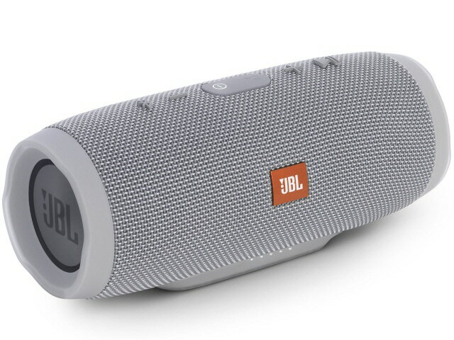 JBL Bluetoothスピーカー CHARGE3 [グレー] [Bluetooth:○ 駆動時間:ワイヤレス音楽再生:20時間] 【楽天】 【人気】 【売れ筋】【価格】