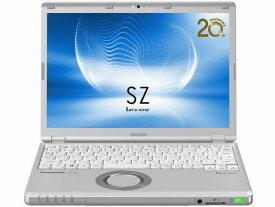 【キャッシュレス 5% 還元】 パナソニック ノートパソコン Let's note SZ5 CF-SZ5PDYVS [画面サイズ:12.1インチ CPU:第6世代 インテル Core i5 6300U(Skylake)/2.4GHz/2コア CPUスコア:4366 ストレージ容量:SSD:256GB メモリ容量:8GB OS:Windows 10 Pro 64bit]
