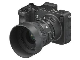 ∑数码单反照相机SIGMA sd Quattro 30mm F1.4 DC HSM Art透镜配套元件[类型没有镜子的像素数:3320万像素(全部,像素)/2950万像素(有效像素)摄像元件:APS-C/23.4mm×15.5mm/CMOS连写拍摄:4.3片断/秒重量:625g]