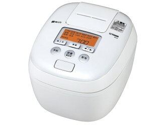 Tiger Corp. rice cooker steaming JPC-B100-W [white]