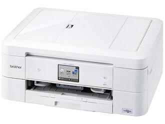 브라자프린타프리비오 DCP-J968N-W [타입:잉크젯 최대 용지 사이즈:A4해상도:6000 x1200dpi 기능:카피/스캐너]