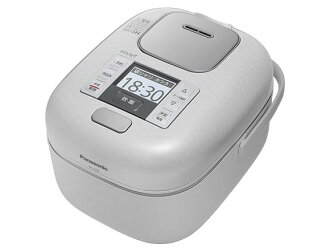 Cook Panasonic rice cooker J concept dance; SR-JX056-W [fertile white] [a type: pressure IH rice cooker cooking rice quantity: a 3 go inner pot: diamond kiln pot or other functions: cover circle washing in rinse-free rice course /]