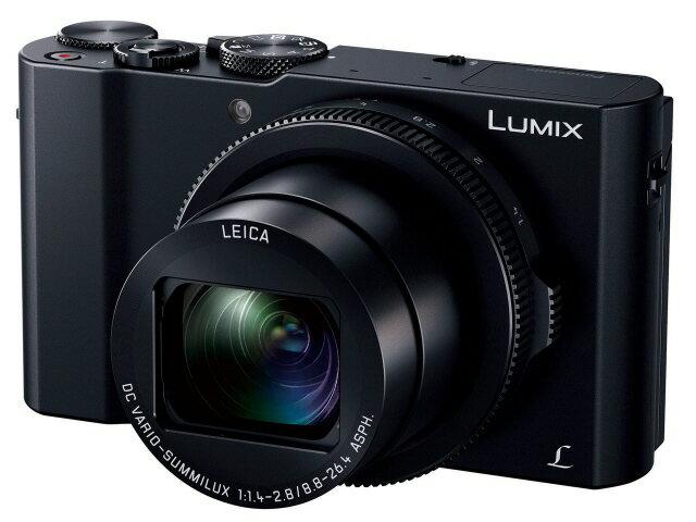 【ポイント5倍】パナソニック デジタルカメラ LUMIX DMC-LX9 [画素数:2090万画素(総画素)/2010万画素(有効画素) 光学ズーム:3倍 撮影枚数:260枚 備考:おまかせiA/顔認識] 【楽天】 【人気】 【売れ筋】【価格】