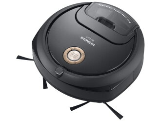 Hitachi vacuum cleaner minimaru RV-DX1(K) [black] [a type: the robot dust collection capacity: 0.25L]