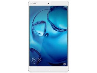 Huawei平板電腦PC(終端)、PDA MediaPad M3 Wi-Fi標準型號[OS種類:Android 6.0畫面尺寸:8.4英寸CPU:Huawei Kirin 950/2.3GHz+1.8GHz存儲容量:32GB]