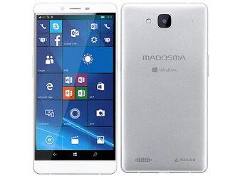 無滑鼠計算機智慧型手機MADOSMA Q601 SIM[履歷沒有無SIM(履歷合同的)OS種類:Windows 10 Mobile銷售時期:2016年夏季款畫面尺寸:6英寸內置存儲器:ROM 32GB RAM 3GB電池容量:3900mAh]