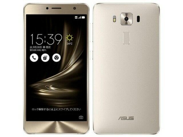 【ポイント5倍】ASUS スマートフォン ZenFone 3 Deluxe ZS550KL-SL64S4 SIMフリー [シルバー] [キャリア:SIMフリー OS種類:Android 6.0 販売時期:2016年秋モデル 画面サイズ:5.5インチ 内蔵メモリ:ROM 64GB RAM 4GB バッテリー容量:3000mAh]