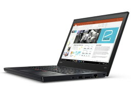 Lenovo筆記型電腦ThinkPad X270 20HN000WJP[液晶尺寸:12.5英寸CPU:Core i5 7300U(Kaby Lake]/2.6GHz/2核心CPU得分:5084庫存容量..