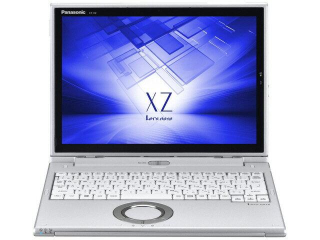 パナソニック ノートパソコン Let's note XZ6 CF-XZ6RD1VS [OS種類:Windows 10 Pro 64bit 画面サイズ:12インチ CPU:Core i5 7300U/2.6GHz 記憶容量:128GB] 【楽天】【激安】 【格安】 【特価】 【人気】 【売れ筋】【価格】