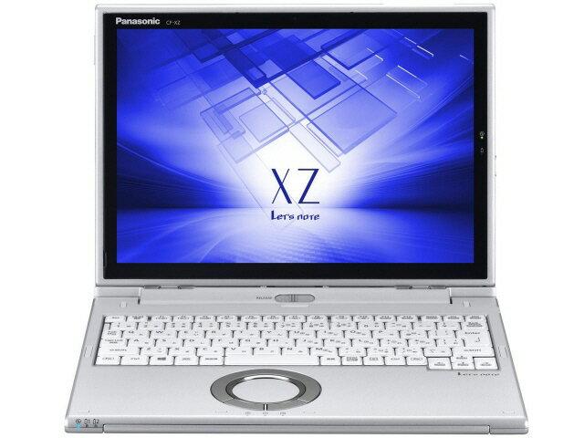 【ポイント5倍】パナソニック ノートパソコン Let's note XZ6 CF-XZ6HD1VS [OS種類:Windows 10 Pro 64bit 画面サイズ:12インチ CPU:Core i5 7200U/2.5GHz 記憶容量:128GB] 【楽天】【激安】 【格安】 【特価】 【人気】 【売れ筋】【価格】