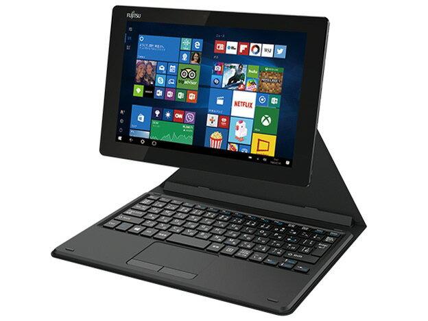 富士通 タブレットPC(端末)・PDA arrows Tab QH35/B1 FARQ35B1B [OS種類:Windows 10 Home 32bit 画面サイズ:10.1インチ CPU:Atom x5-Z8350/1.44GHz 記憶容量:128GB] 【楽天】 【人気】 【売れ筋】【価格】【半端ないって】
