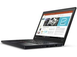 Lenovo筆記型電腦ThinkPad X270 20K6000YJP[液晶尺寸:12.5英寸CPU:Core i5 6300U(Skylake)/2.4GHz/2核心CPU得分:4385庫存容量:HDD:500GB存儲空間:4GB OS:Windows 7 Professional 32..