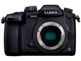 【キャッシュレス 5% 還元】 パナソニック デジタル一眼カメラ LUMIX DC-GH5 ボディ 【楽天】 【人気】 【売れ筋】【価格】