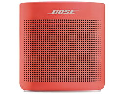 Bose Bluetooth音箱SoundLink Color Bluetooth speaker II[korarureddo][Bluetooth:○NFC:○驅動時間:連續再生:8小時]