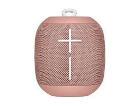 【ポイント5倍】Ultimate Ears Bluetoothスピーカー UE WONDERBOOM WS650PK [Cashmere Pink] [Bluetooth:○ 駆動時間:連続再生:10時間] 【楽天】 【人気】 【売れ筋】【価格】
