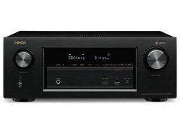 DENON AV放大器AVR-X2400H[圍繞頻道:7.2ch HDMI端子輸入:8系統音頻輸入:4系統]