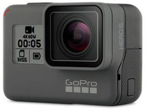 GoPro ビデオカメラ HERO6 BLACK CHDHX-601-FW [タイプ:アクションカメラ 画質:4K] 【楽天】 【人気】 【売れ筋】【価格】